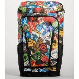 NWT the north face backpack/carry on bag